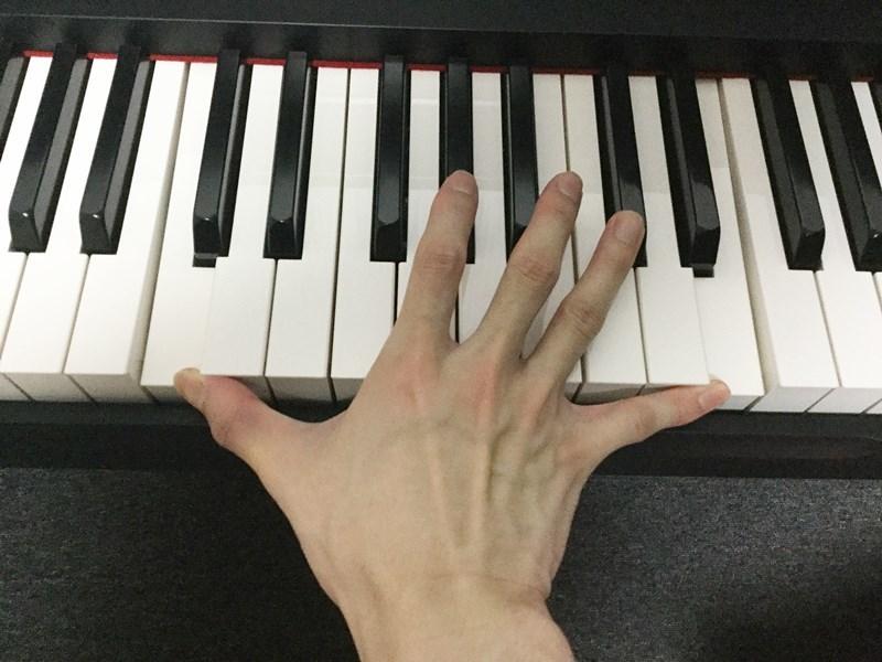 ピアノ触り始めて9か月