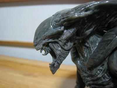 crusher alien