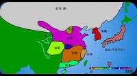 東アジアの国境の変遷 @日本は安定、大陸や半島はサバイバル状