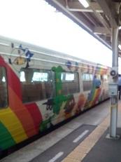 アンパンマン列車2018-2