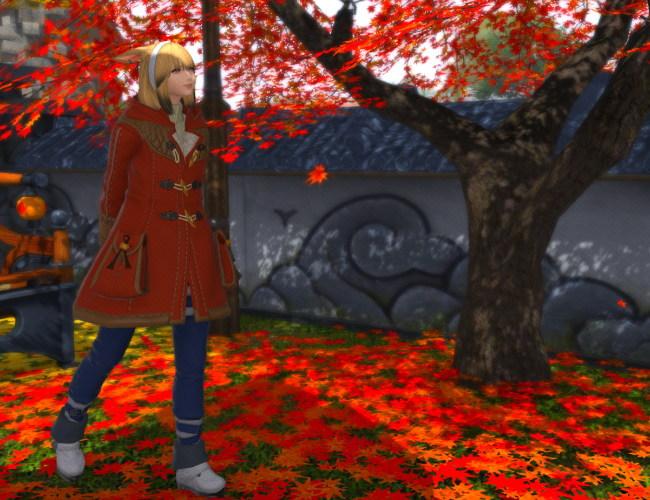 秋っぽいSS1