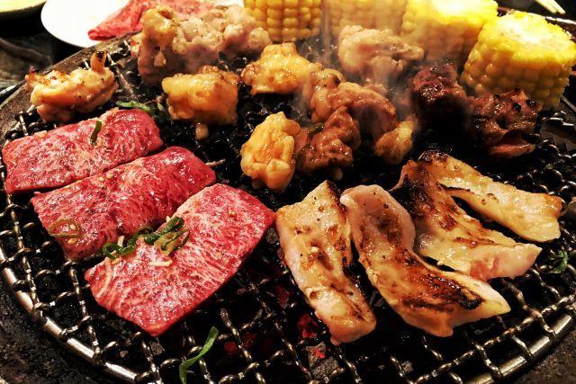 焼肉 調理法