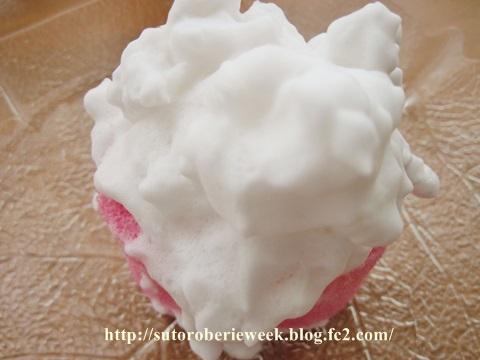 ターンオーバーを整え、ハリ、ツヤを引き出すEGF配合!パッと輝く雪肌洗顔練り石鹸【パソアパソ クチャソフトウォッシュ】効果・口コミ。