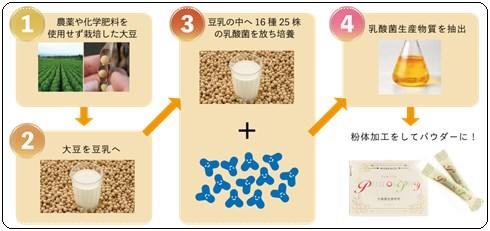 確実に腸内環境を整えるには、乳酸菌生産物質・バイオジェニックスがいい【フィロソフィ】低価格の体内美容・美活サプリ!効果・口コミ。