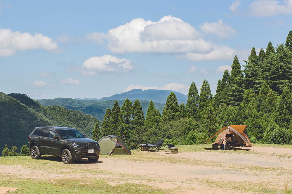 高原 場 天気 若杉 おお キャンプ や