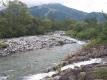 松川の景色