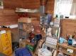 ジイ小屋の棚づくり