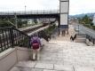 田中駅に停車しているロクモン