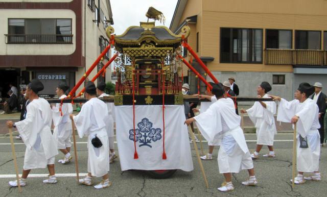 尾花沢祭・行列5