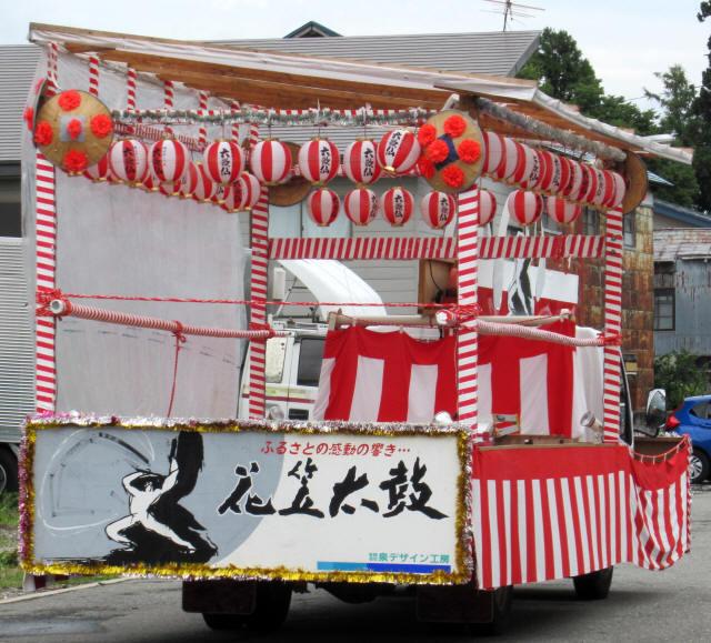 尾花沢祭・行列c