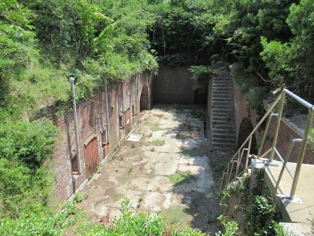 友ヶ島砲台群5