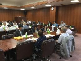 健康を守る会市民の会理事会
