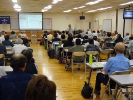 高砂大学院歴史会で講演