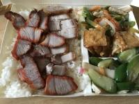 叉燒燒肉飯180810