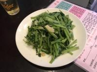 炒空心菜180823