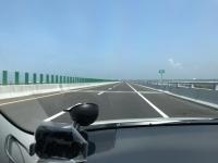 台南から西濱快速公路180907