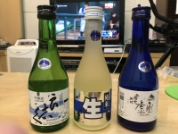 福島と北海道の清酒180921