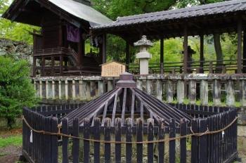 真田井戸 城外に出る抜け道伝説