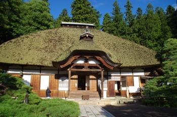 別所温泉 常楽寺 本堂 (北向観音・本坊)