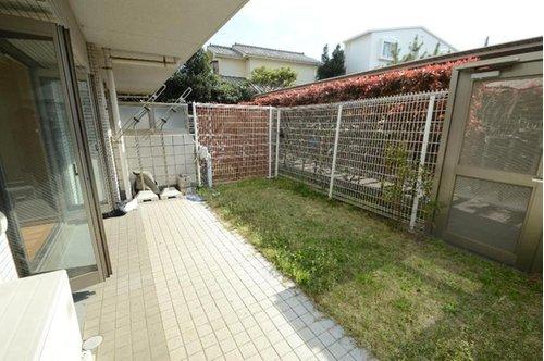 ■専用庭スペース有ります!12.60平米!