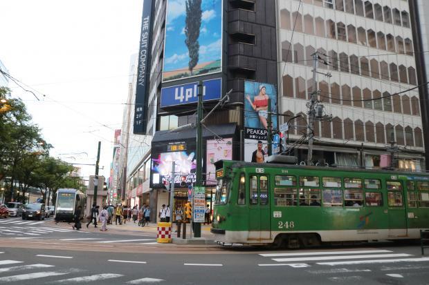 札幌市電18