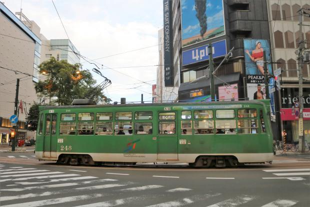 札幌市電19