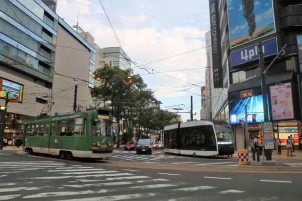 札幌市電20