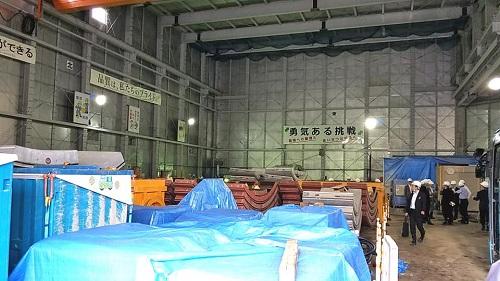 『北海道インフラツアー』の取組と『望月寒川放水路トンネル計画』!①