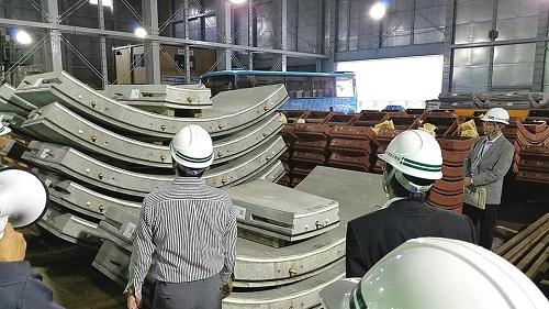 『北海道インフラツアー』の取組と『望月寒川放水路トンネル計画』!②