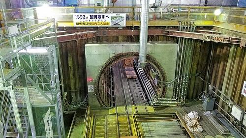 『北海道インフラツアー』の取組と『望月寒川放水路トンネル計画』!③