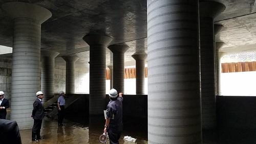 『北海道インフラツアー』の取組と『望月寒川放水路トンネル計画』!⑦