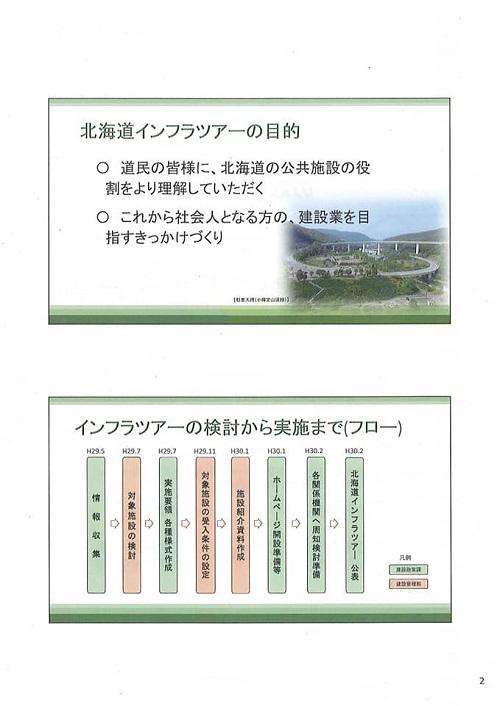 『北海道インフラツアー』の取組と『望月寒川放水路トンネル計画』!⑩
