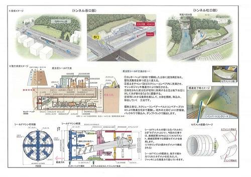 『北海道インフラツアー』の取組と『望月寒川放水路トンネル計画』!⑬
