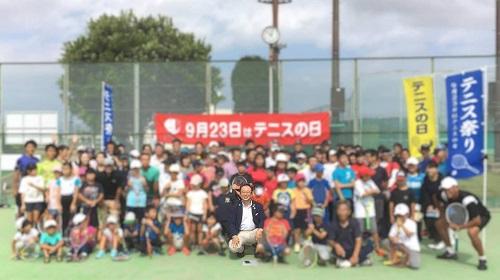 TTAテニスフェスタ2018 & 宇都宮 秋のテニス祭り!①