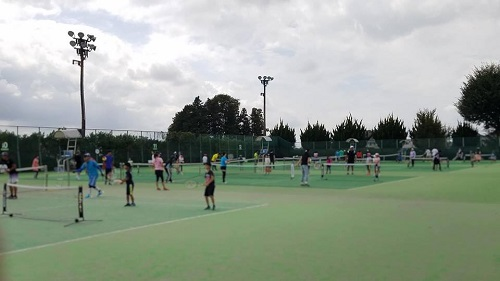 TTAテニスフェスタ2018 & 宇都宮 秋のテニス祭り!②