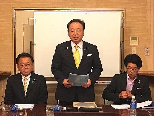 国民民主党とちぎ<第3回 幹事会>!②