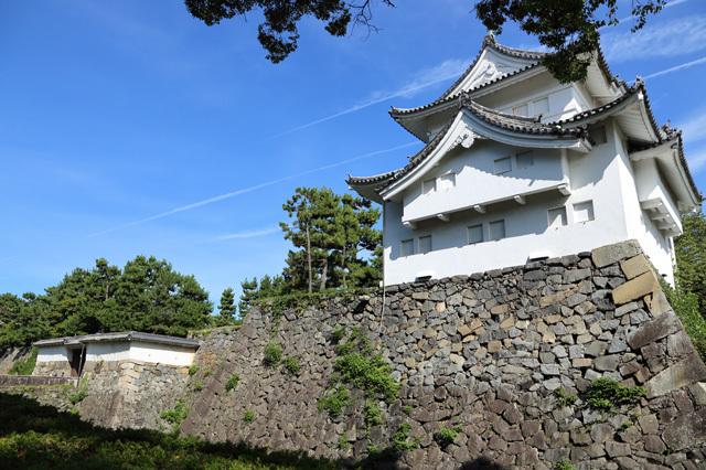 名古屋城東南隅櫓と表二之門