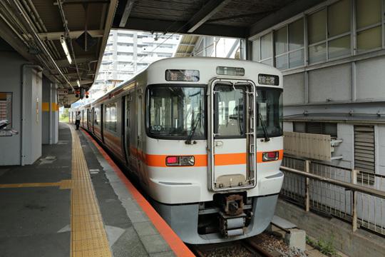富士駅に到着