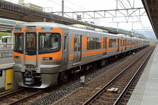 中央本線名古屋行き@高蔵寺駅