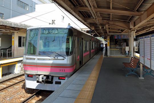 名鉄犬山駅300系