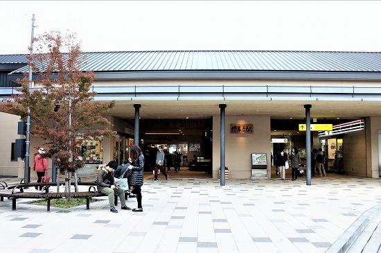 ⑲修善寺駅舎