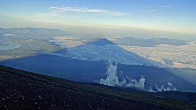 4影富士と矢倉岳
