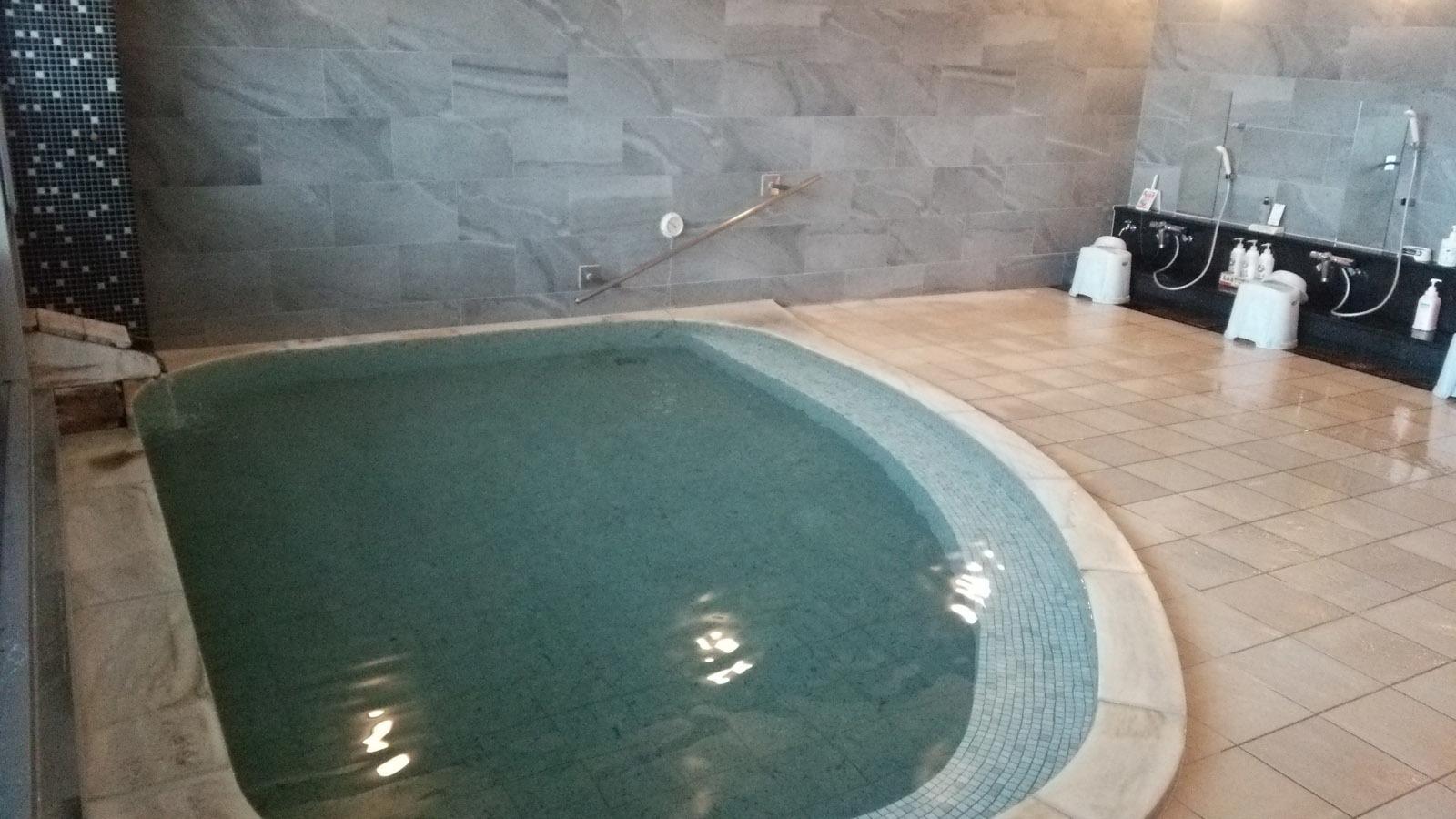 湖泉荘大浴場