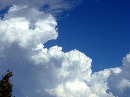 814 小諸付近の夏雲