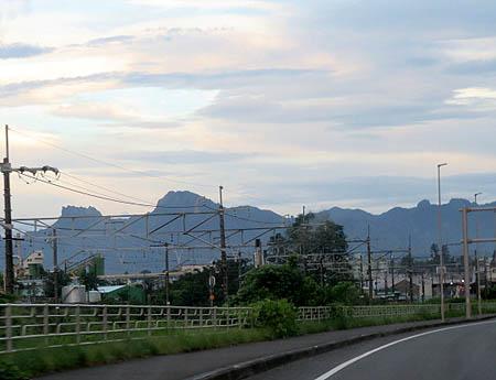 817妙義山