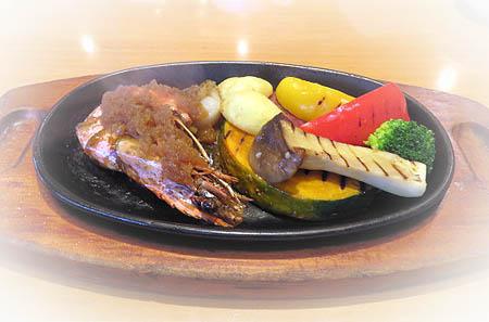 817海鮮野菜グリル