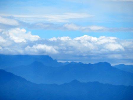 822雲がなければ