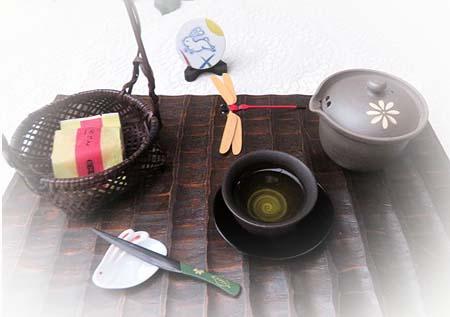 905月ヶ瀬煎茶・ポテト