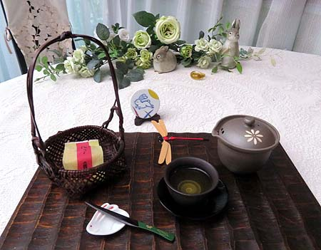905ティ-タイム・煎茶1