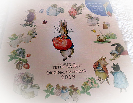 907PETER RABBIT 2019